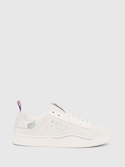 Diesel - S-CLEVER LC W, Blanc/Rose - Baskets - Image 1