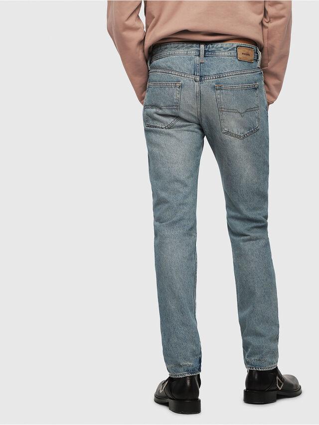 Diesel - Buster 0076I, Bleu Clair - Jeans - Image 2