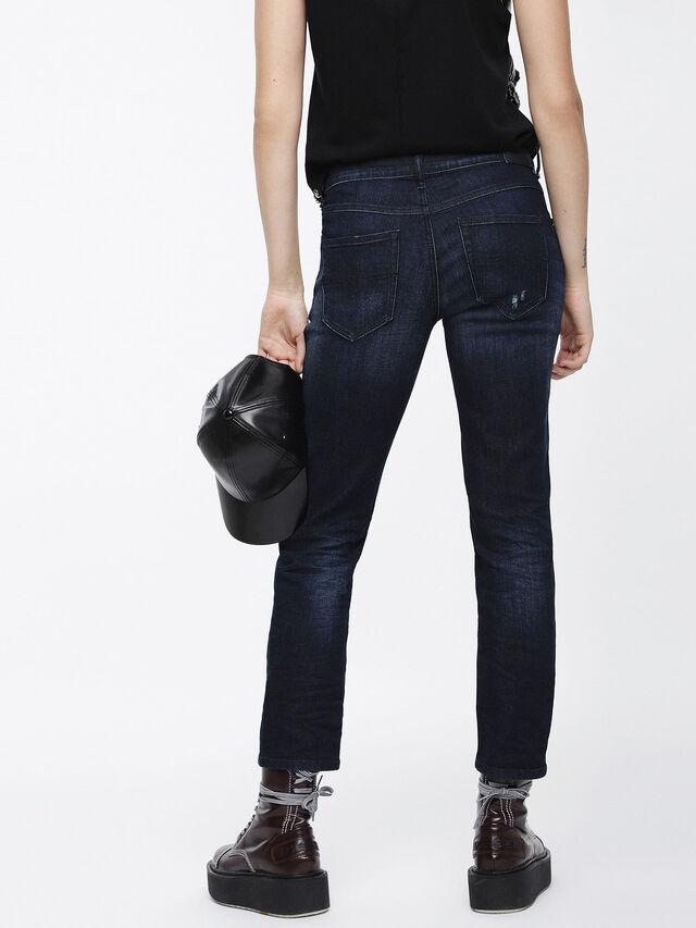 Diesel - Belthy 069BM, Bleu Foncé - Jeans - Image 2