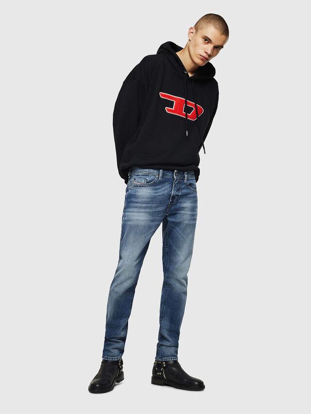 Diesel - Thommer 0853P, Bleu moyen - Jeans - Image 6