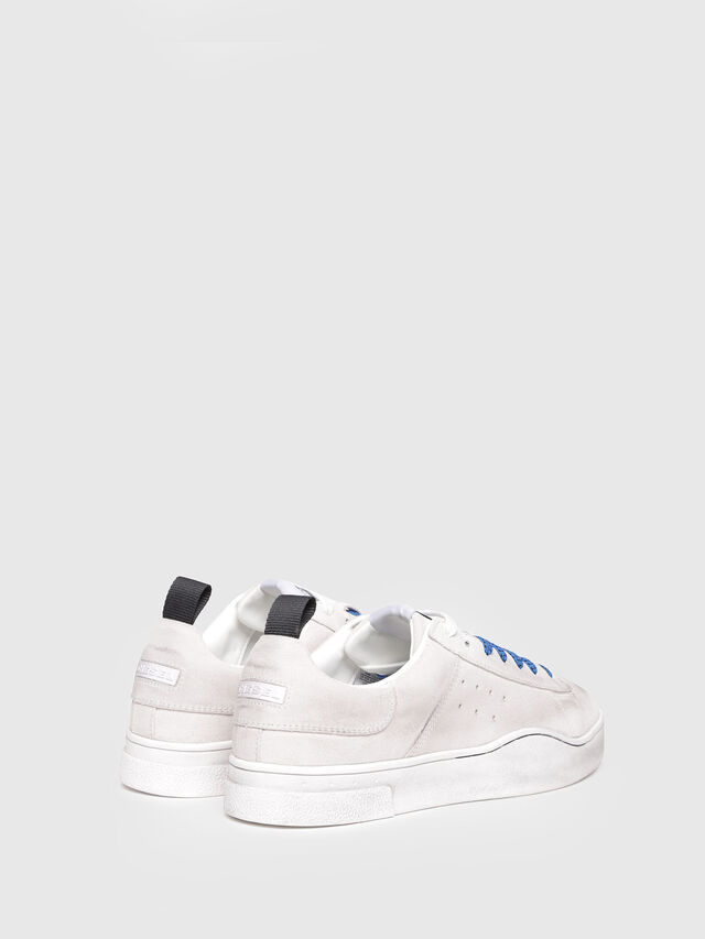 Diesel - S-CLEVER LOW, Blanc - Baskets - Image 3