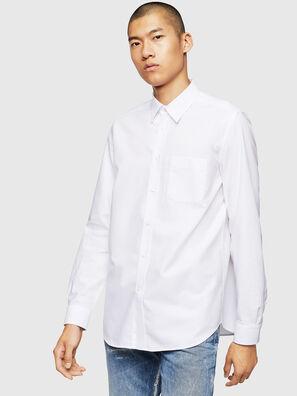 S-MOI-R-B1, Blanc - Chemises