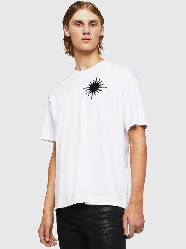 TEORIALE-X1, Blanc - T-Shirts