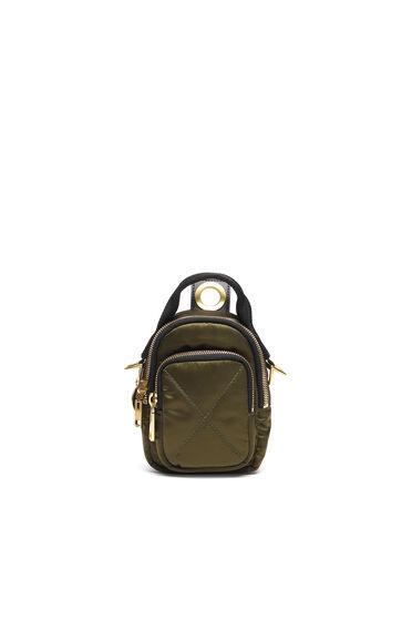 Mini sac à bandoulière convertible en nylon