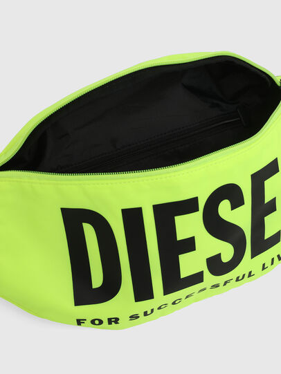 Diesel - BOLD MAXIBELT, Jaune - Sacs - Image 4