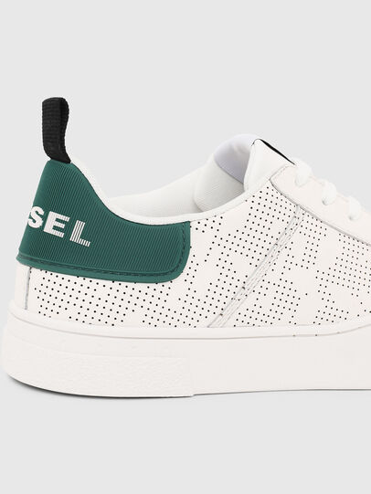 Diesel - S-CLEVER LOW LACE, Blanc - Baskets - Image 4