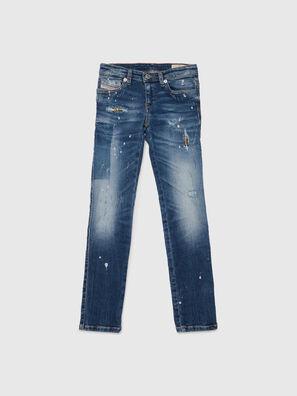 SKINZEE-LOW-J-N, Bleu moyen - Jeans