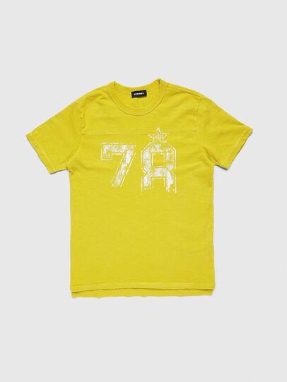Diesel - TDIEGOCUTA, Jaune - T-shirts et Hauts - Image 1