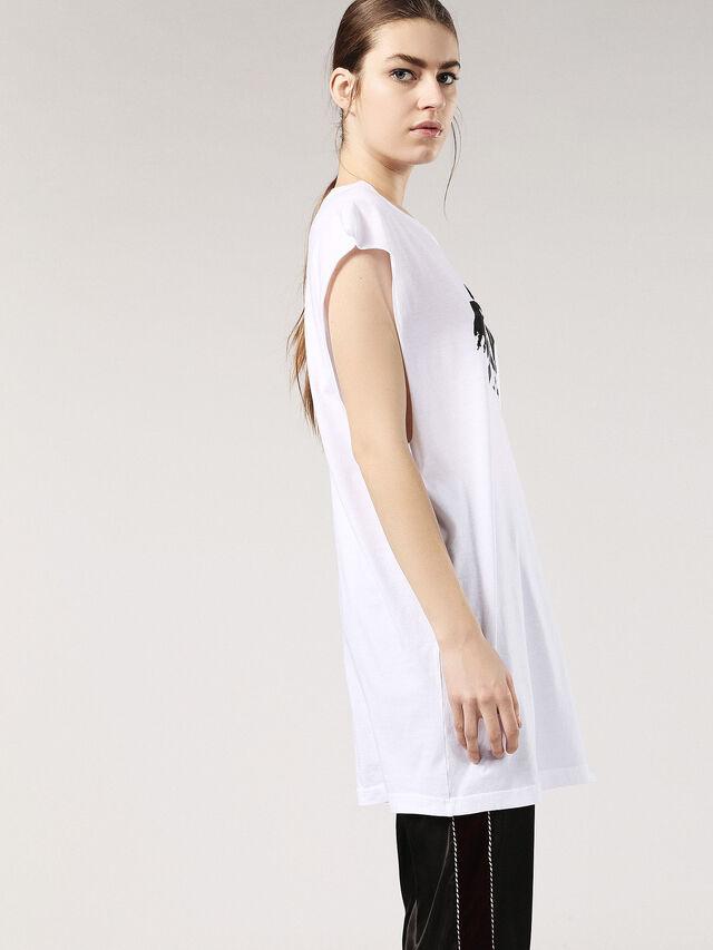 T-LUCAS-CO-A, Blanc