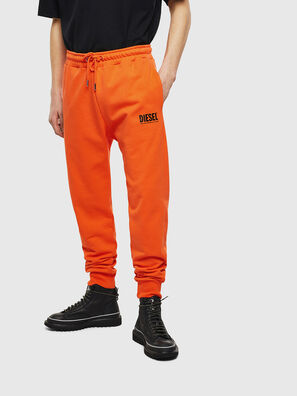 P-TARY-LOGO, Orange - Pantalons