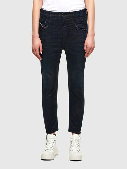 Diesel - Fayza JoggJeans® 069RW, Bleu Foncé - Jeans - Image 1