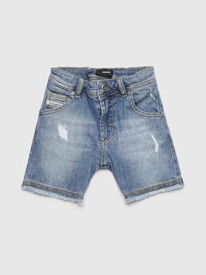 PROOLYB-A-N, Bleu Clair - Shorts