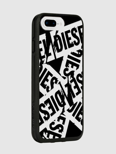 Diesel - MULTI TAPE BLACK/WHITE IPHONE 8 PLUS/7 PLUS/6S PLUS/6 PLUS CASE,  - Coques - Image 6