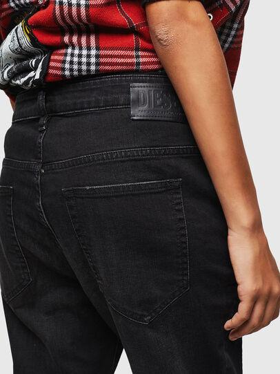 Diesel - Fayza 069BG, Noir/Gris foncé - Jeans - Image 4