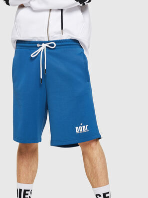 P-MIKHAIL, Bleu - Shorts