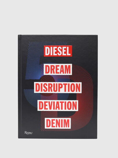 Diesel - 5D Diesel Dream Disruption Deviation Denim, Noir - Livres - Image 3