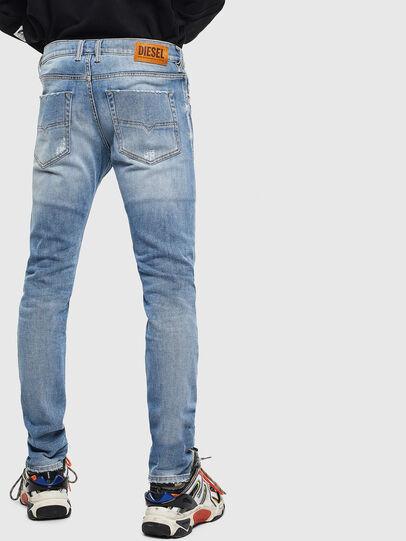 Diesel - Tepphar 009BU, Bleu Clair - Jeans - Image 2