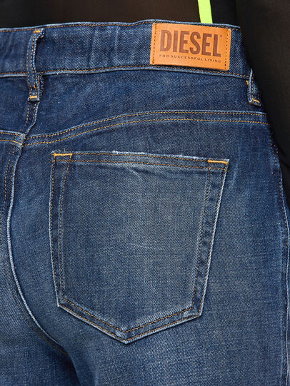 Diesel - D-Joy 009ET, Bleu moyen - Jeans - Image 3
