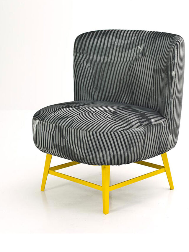 GIMME SHELTER CHAIR, Multicolor