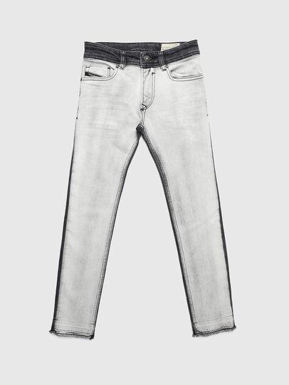 Diesel - SLEENKER-J-N, Noir/Gris - Jeans - Image 1
