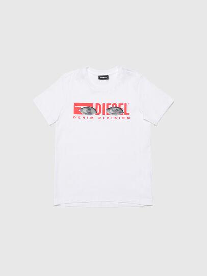 Diesel - TSILYYD, Blanc - T-shirts et Hauts - Image 1