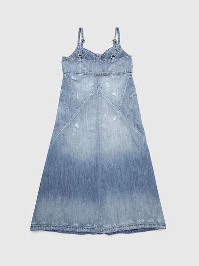 Diesel - DEARIN, Bleu Clair - Robes - Image 2