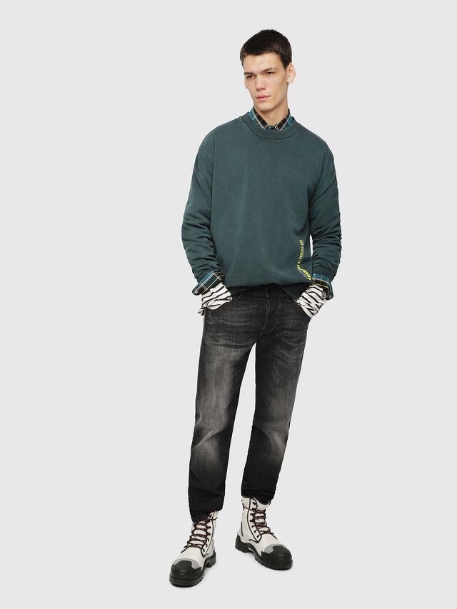 Diesel - Larkee-Beex 087AM, Noir/Gris foncé - Jeans - Image 4