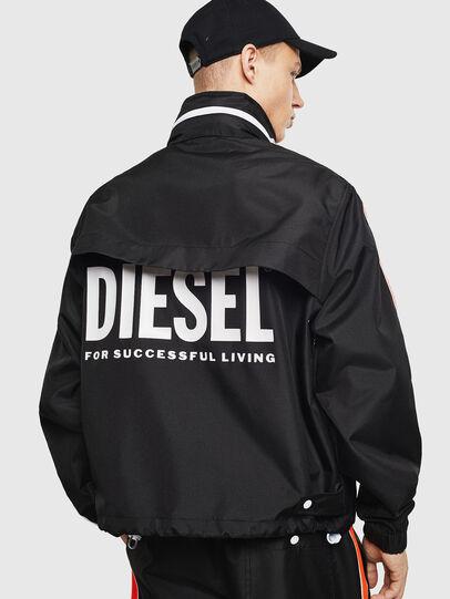 Diesel - J-BROCK, Noir - Vestes - Image 3