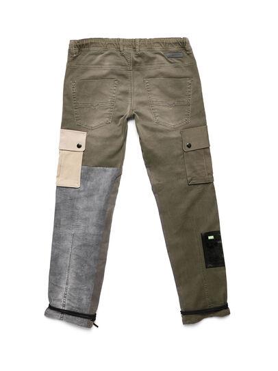 Diesel - D-ARGO-JOGG, Vert Militaire - Pantalons - Image 2