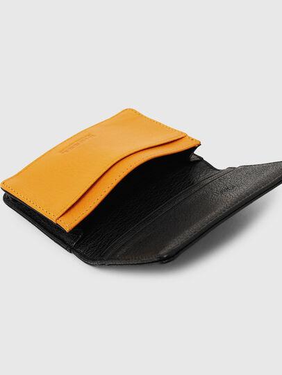 Diesel - DUKEZ, Noir/Orange - Petits Portefeuilles - Image 6