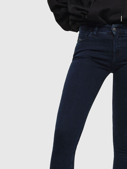 Diesel - Slandy 0094Y, Bleu Foncé - Jeans - Image 3