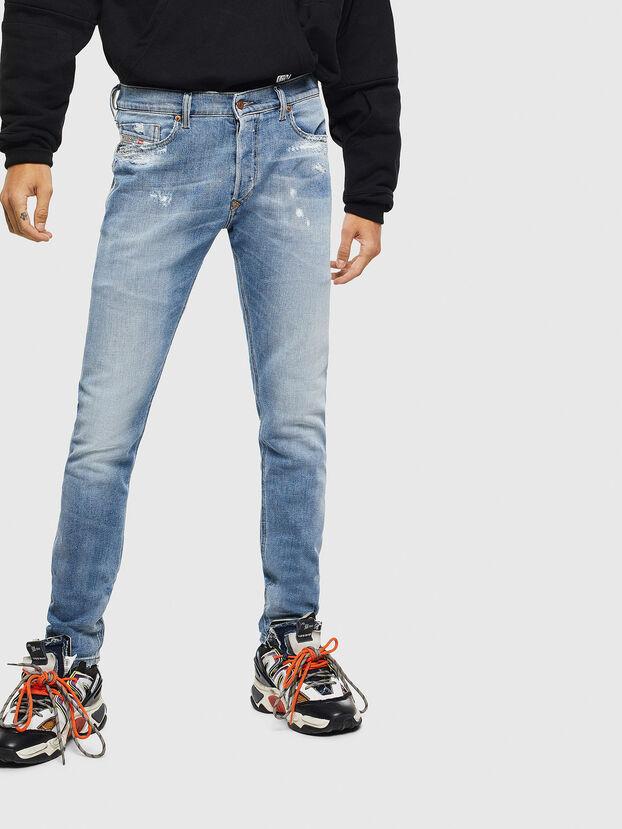 Tepphar 009BU, Bleu Clair - Jeans