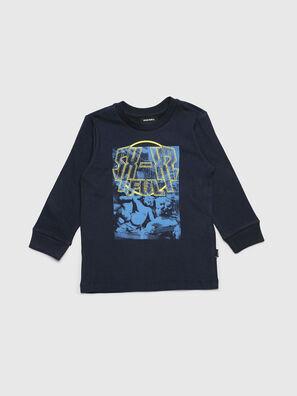 TRAVEB-R, Bleu Foncé - T-shirts et Hauts