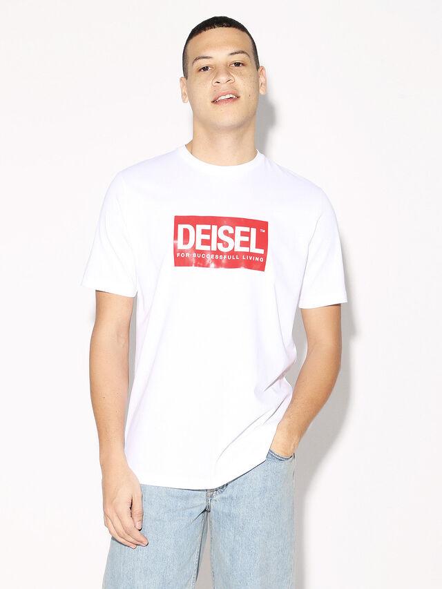 Diesel - DEIS-JUST, Blanc - T-Shirts - Image 2
