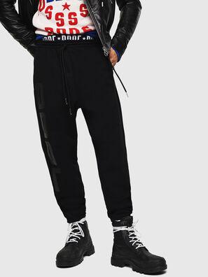 P-ALFREDS, Noir - Pantalons