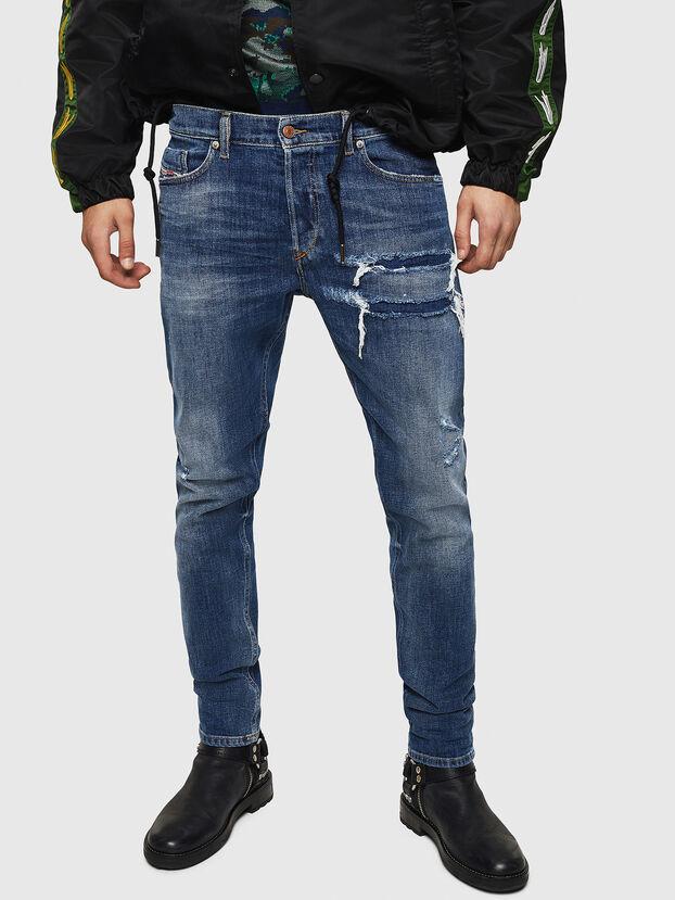 Tepphar 0890X, Bleu moyen - Jeans