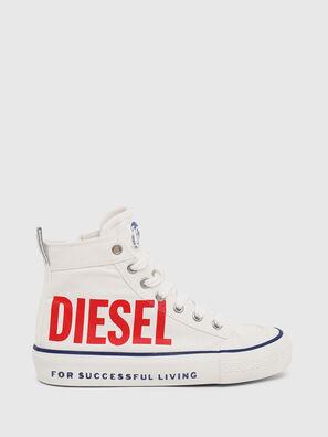 SN MID 07 MC YO, Blanc - Footwear