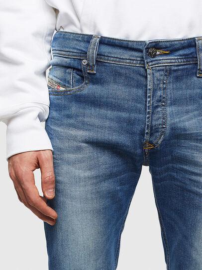 Diesel - Sleenker CN053, Bleu moyen - Jeans - Image 3