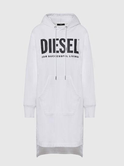 Diesel - D-ILSE-T, Blanc - Robes - Image 1