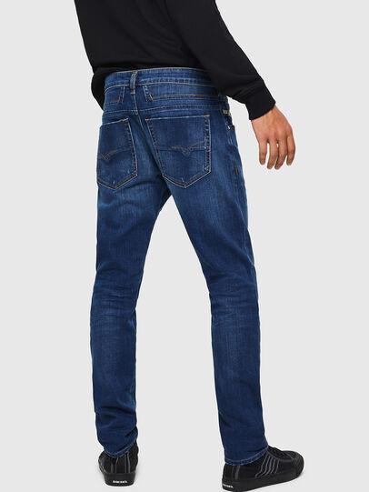 Diesel - D-Bazer 083AZ, Bleu Foncé - Jeans - Image 2