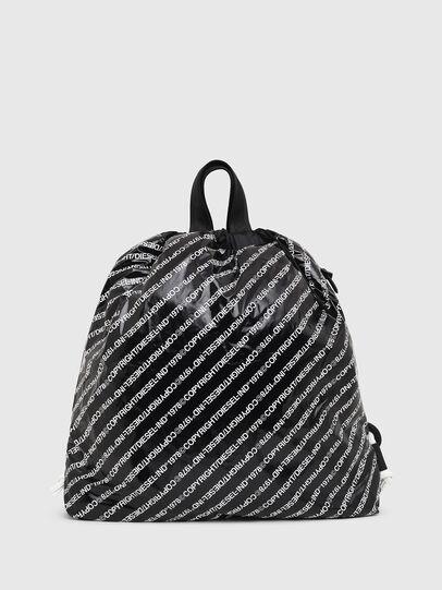 Diesel - COPYBACK, Noir/Blanc - Sacs à dos - Image 1