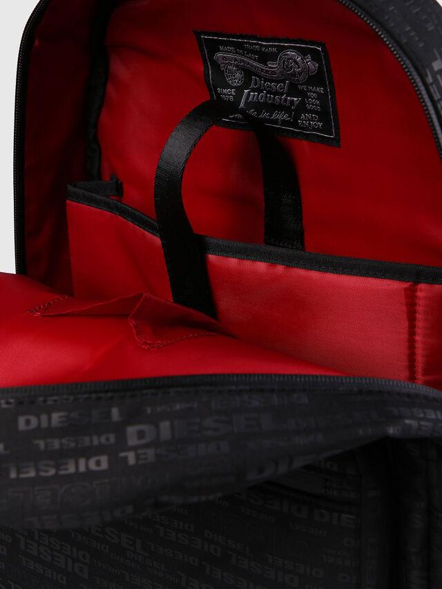 Diesel - F-DISCOVER BACK, Noir/Rouge - Sacs à dos - Image 6