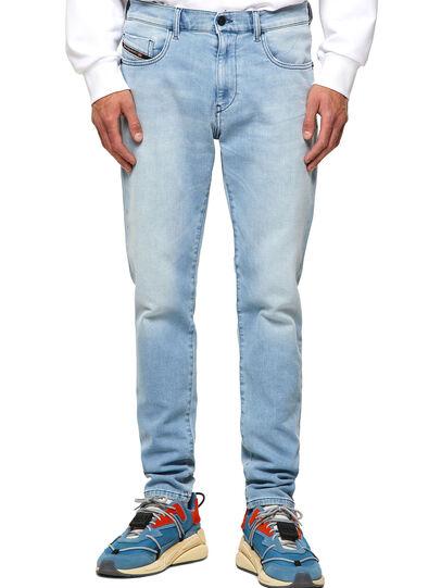 Diesel - D-Strukt JoggJeans® Z69VL, Bleu Clair - Jeans - Image 1