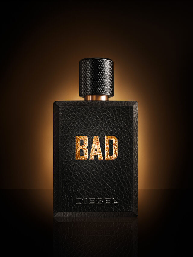 Diesel - BAD 50ML, Noir Opaque - Bad - Image 4