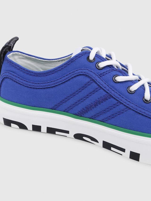 Diesel - S-ASTICO LC LOGO W, Bleu Brillant - Baskets - Image 5