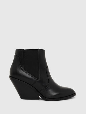 D-FLAMINGO CB, Noir - Bottines