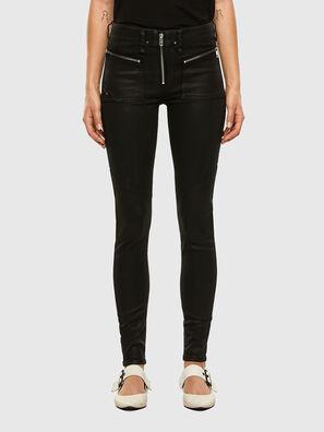 Slandy 069JT, Noir/Gris foncé - Jeans