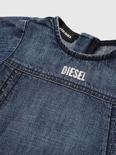 Diesel - DREXIB, Bleu moyen - Robes - Image 3