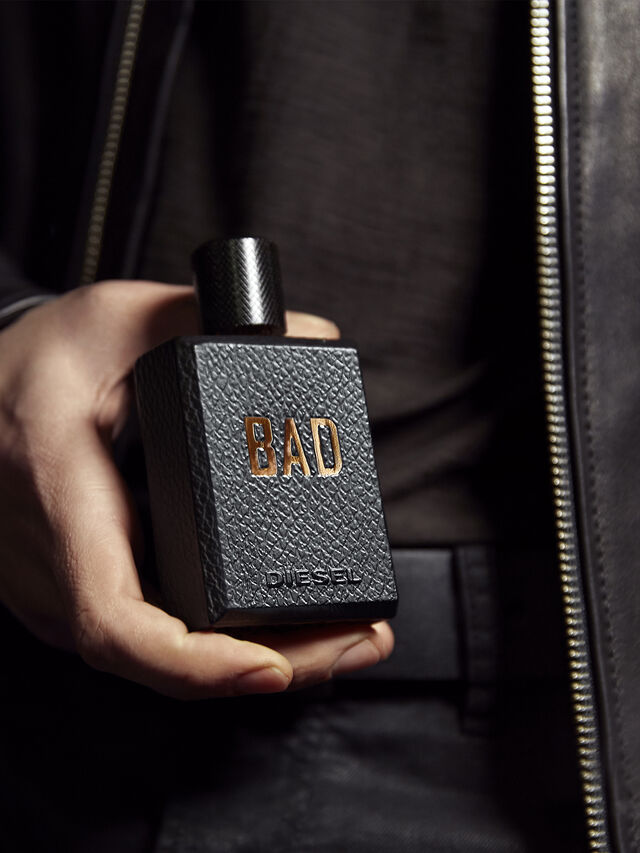 BAD 35ML, Noir