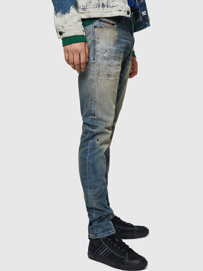 Diesel - Tepphar 084AQ, Bleu Clair - Jeans - Image 5